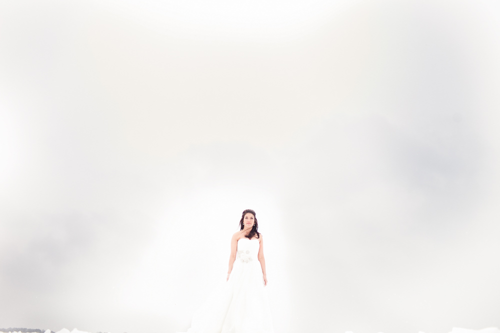 –Jen's Snow Bridals– shooting from the hip