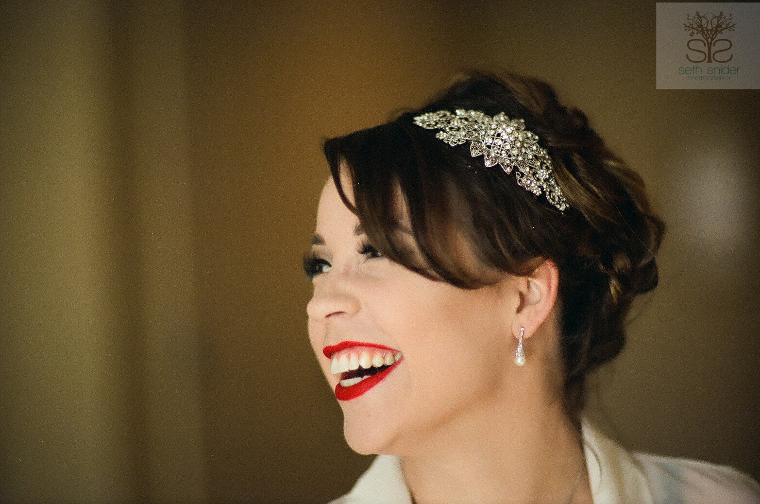 -Erica- (The Beautiful Arizona Bride) Portra 400 NC Film w/ 85 1.2 II