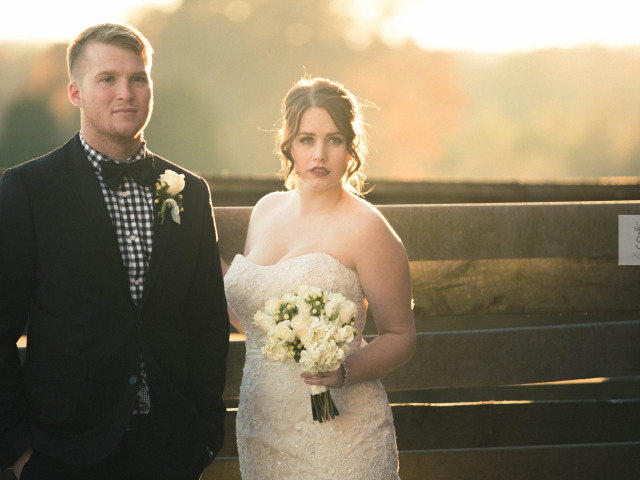 -Michaela and Caleb-  A Farm & Love shared between a bride & groom with golden hearts!